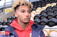 Video: Lloyd Kelly Post-Burton Albion away