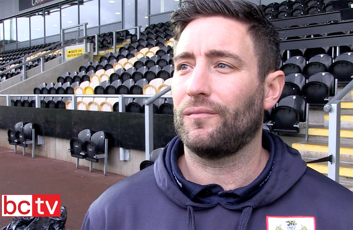 Video: Lee Johnson Post-Burton Albion away thumbnail