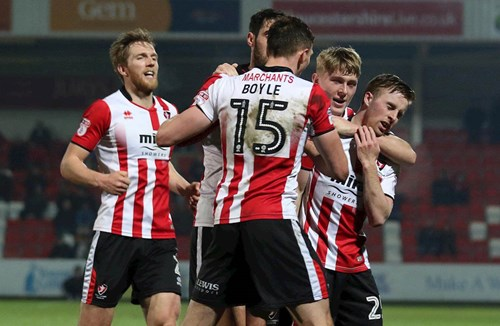 Loan Watch: Andrews scores free kick stunner