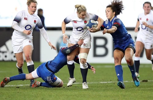 Heartbreak for Bristol Ladies quartet as last-gasp France down Red Roses