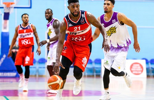 Preview » London Lions v Bristol Flyers