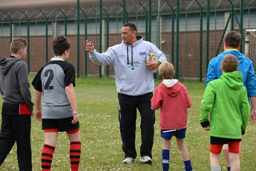 Junior Paramore appointed as kit manager