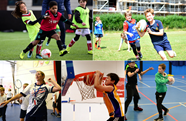 Sporting charities offer wide range of Summer Holiday camps