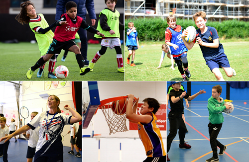 Sporting charities offer wide range of half-term camps