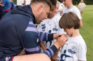 Bristol Rugby stars set for Community Foundation's Easter Holiday Camps