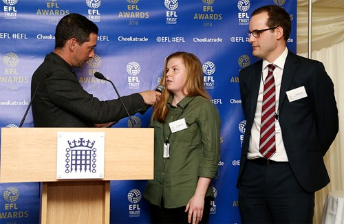 Youth Council focus for EFL Day of Action