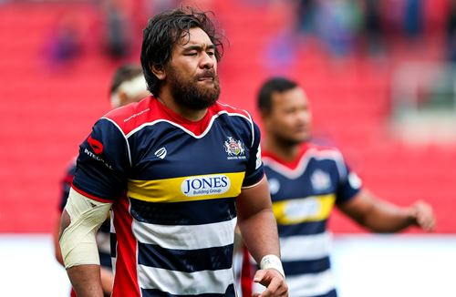Luatua ruled out for remainder of Championship campaign with knee injury