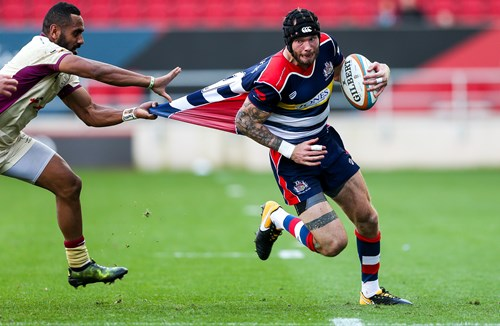 Team news: Rotherham Titans vs Bristol Rugby