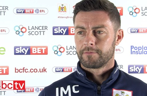 Video: Jamie McAllister Pre-Ipswich Town home