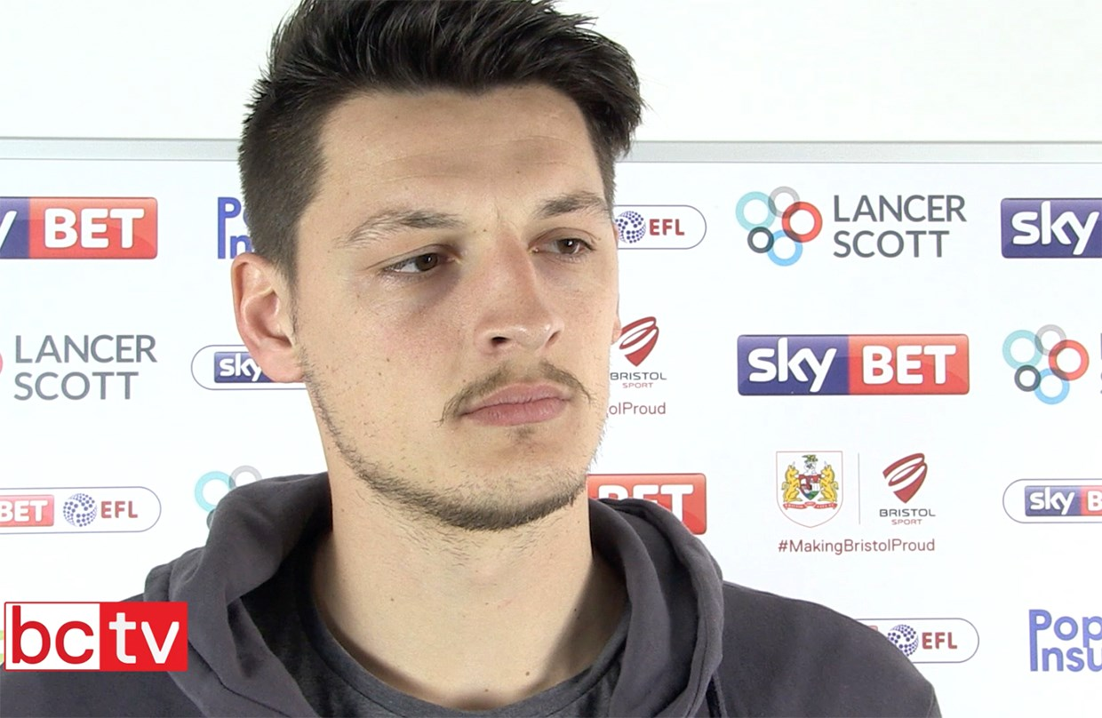 Video: Milan Djuric Pre-Ipswich Town home  thumbnail