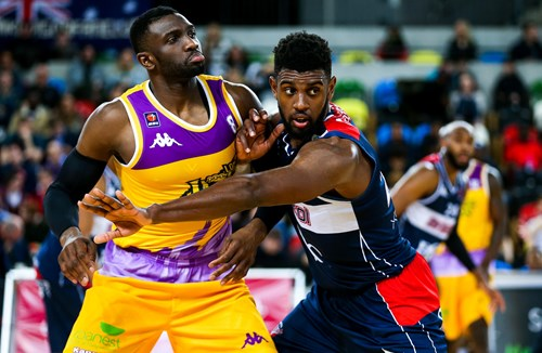 Gallery: London Lions 84-55 Bristol Flyers