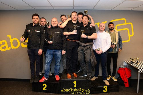 Lansdown Club karting day a roaring success