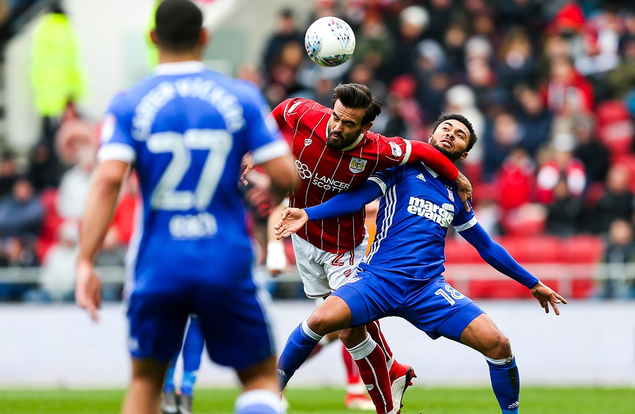 Extended: Bristol City 1-0 Ipswich Town thumbnail