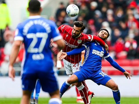 Extended: Bristol City 1-0 Ipswich Town
