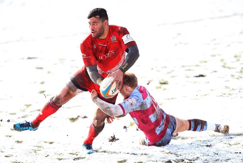 Report: Rotherham Titans 3-24 Bristol Rugby