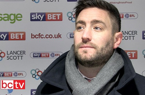 Video: Lee Johnson Post-Ipswich Town home