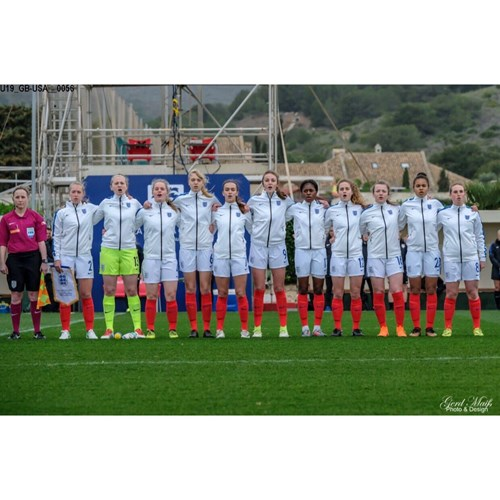 Young Lionesses narrowly miss out on Euro qualification