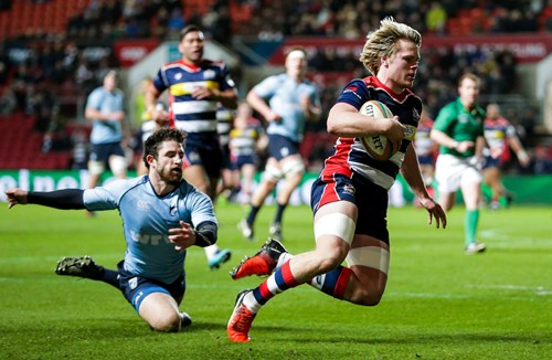 Lam delighted to tie down 'hungry and determined' Thomas