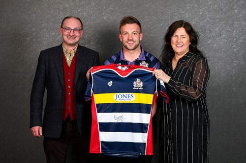 Gallery: Bristol Rugby player sponsors' evening