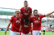 Report: Bristol City 8-2 Walsall
