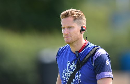 Pride, promotions and pastures new – departing physio Eoin Power reflects on Bristol journey