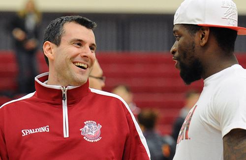 Kapoulas Named Molten BBL Coach Of The Year