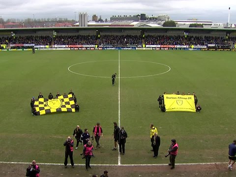 Full 90: Burton Albion 0-0 Bristol City