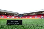 Buy a brick in the new Wedlock Wall