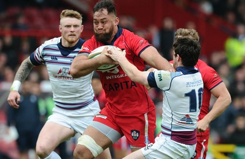 Video: Bristol Rugby Vs Rotherham Titans