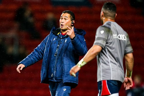 Video: Lam reflects on vital four points in promotion push