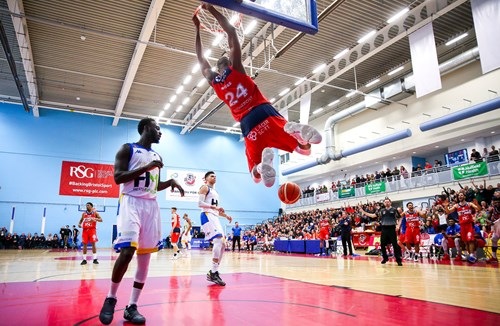 Report: Bristol Flyers 91-82 Cheshire Phoenix