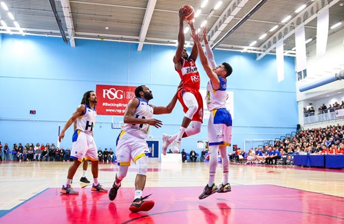 Preview » Cheshire Phoenix v Bristol Flyers