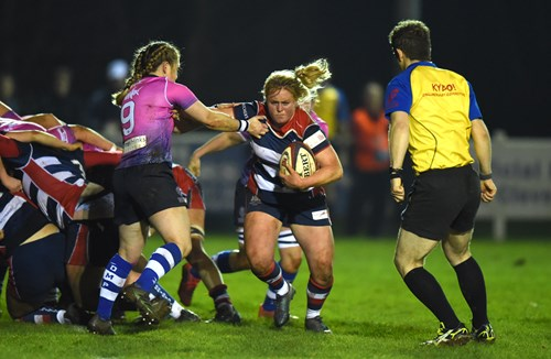 Report: Bristol Ladies 36–19 DMP Sharks