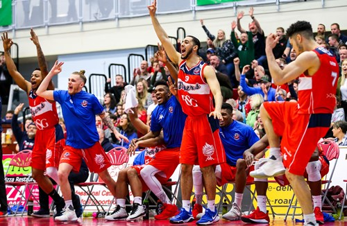 Highlights: Bristol Flyers 91-82 Cheshire Phoenix