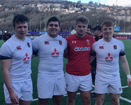 Boyland scores again as Academy quartet feature in international clash