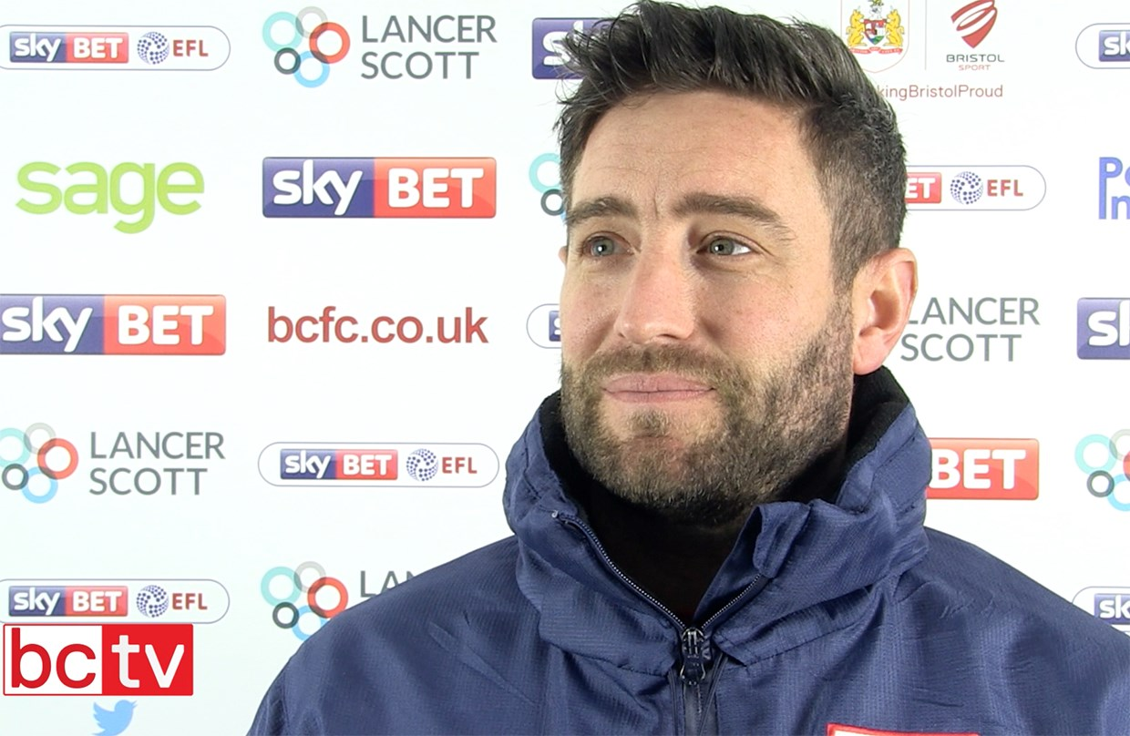 Video: Lee Johnson Pre-Barnsley away thumbnail