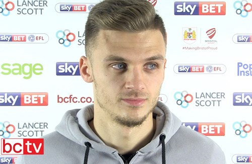 Video: Jamie Paterson Pre-Barnsley away
