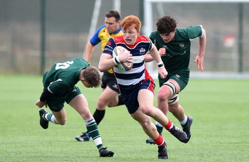Boyland named in England U18 squad for Six Nations Festival