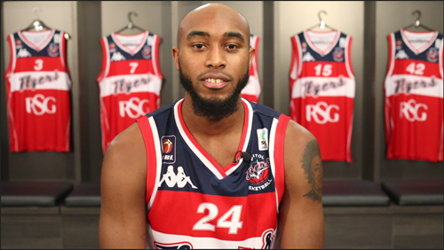 Video: 24 seconds with Brandon Boggs