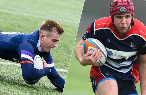 Chamberlain and Lloyd named in Six Nations Festival squads