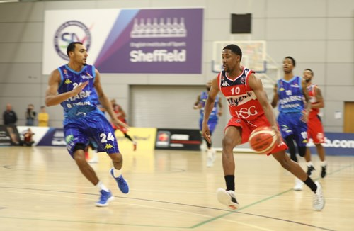 Preview » Sheffield Sharks v Bristol Flyers