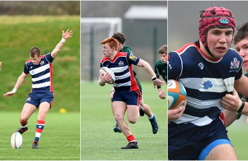 Academy trio set for Six Nations Festival opening round