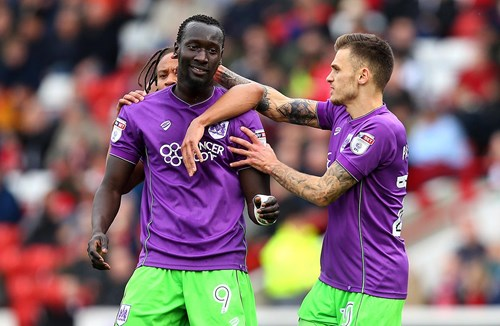 Gallery: Barnsley 2-2 Bristol City