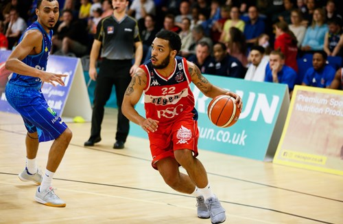 Report: Sheffield Sharks 75-76 Bristol Flyers