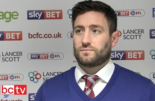 Video: Lee Johnson Post-Brentford home
