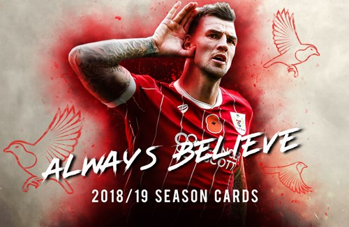 Season cards now on general sale