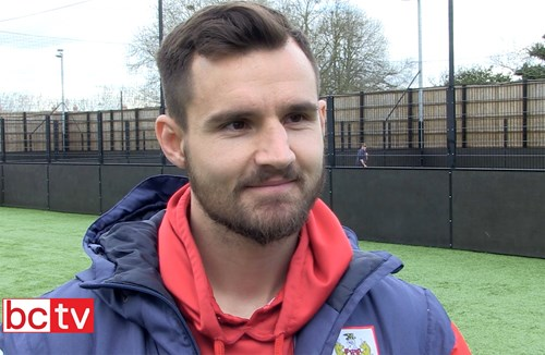 Video: Bailey Wright Pre-Millwall away