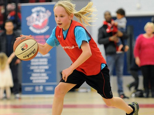 Video: Bristol Flyers Schools Cup 2017