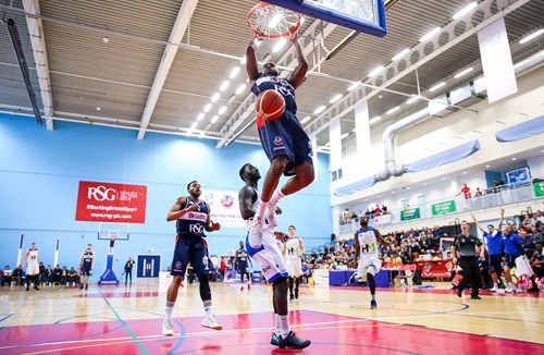 Bristol Flyers 'Top 5' plays of the month - March 2018
