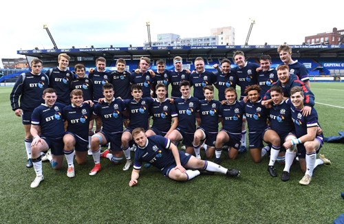U18s Six Nations round-up: wins for Wales and Scotland
